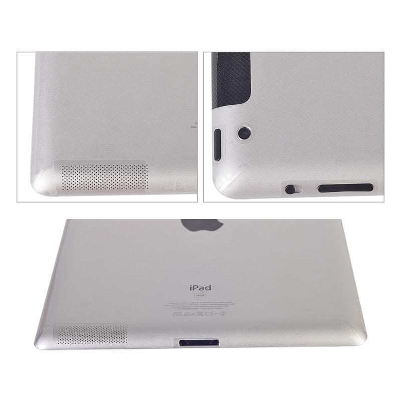 苹果ipad2/3/ipad4平板电脑屏幕贴膜防刮保护膜后盖膜磨砂高透膜