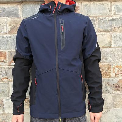 迪卡侬保暖夹克