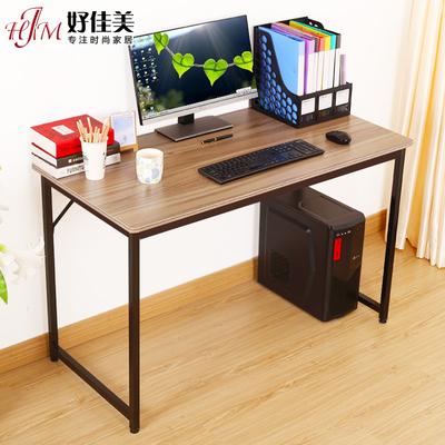 简易电脑桌子简约现代写字台式学习书桌家用80cm简单办公桌子1米网友购买经历