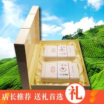 2018年正宗安吉白茶精品雨前新茶浙江特产绿茶茶叶春茶礼盒装250g
