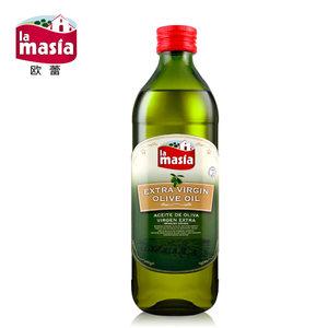 西班牙欧蕾进口特级初榨橄榄油冷榨食用油1升烘焙凉拌煎炸