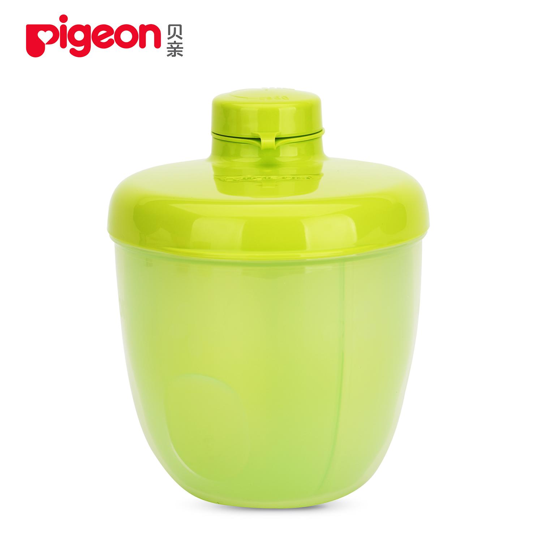 Pigeon贝亲奶粉盒大容量彩色三层奶粉盒/奶粉零食储存盒CA07