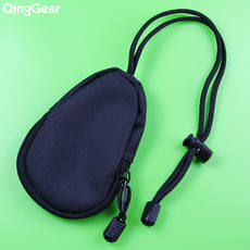 Army Fan Tactical Shrinkable Wallet Carrying Case Small Mini Bag Outdoor EDC Tool Commuter Kit