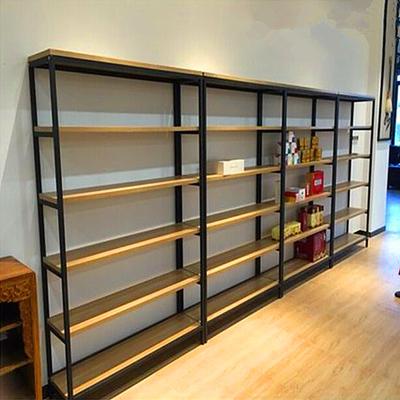 产品展示柜陈列架化妆品柜鞋架货架铁艺置物架隔断展示柜样品柜