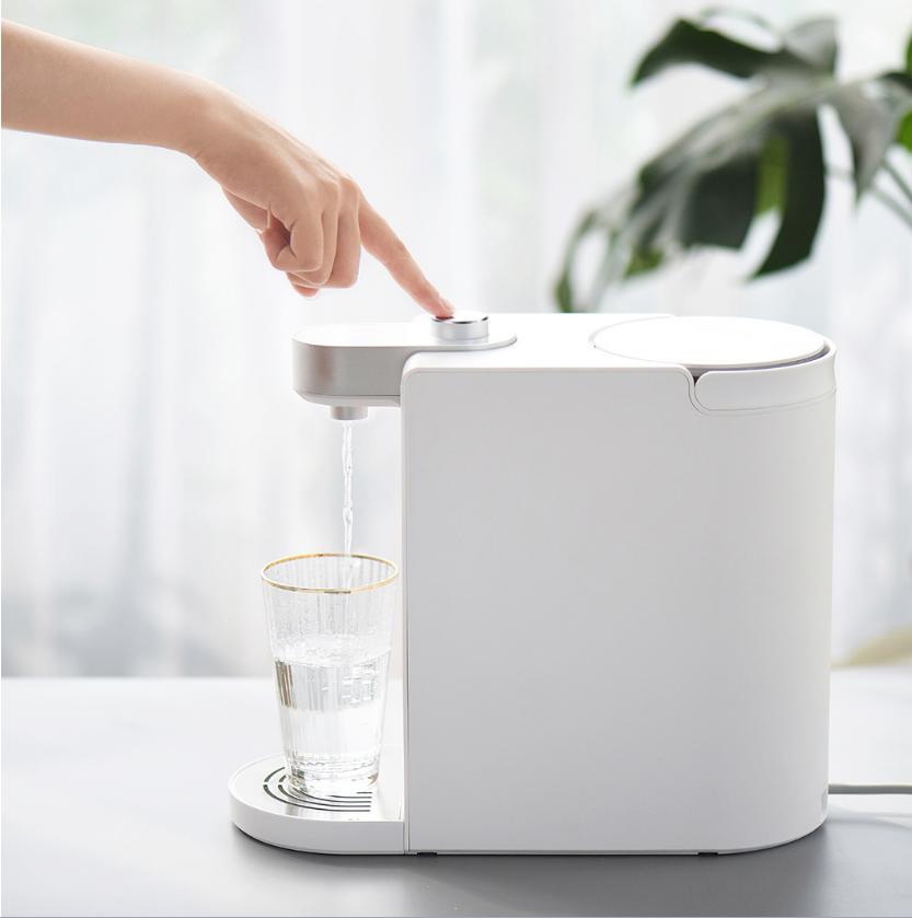 小米心想即热饮水机一键智能速热水壶饮水吧用家用茶吧机6段水温