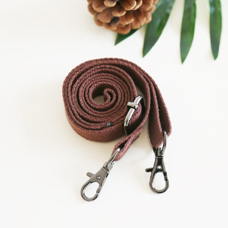 帆布包编织斜挎带 包包单肩带可调加长女包斜挎绳