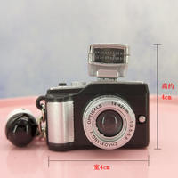 Cake Decorating Mini Camera Cake Decoration will illuminate the camera LED small camera scene decoration