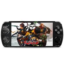 蜗牛掌机PSP游戏机 触摸智能手机 掌上游戏机 摩奇78P01 MUCH