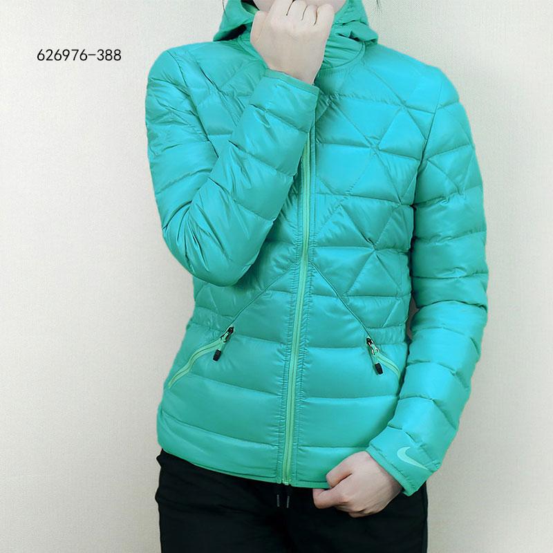 淘清仓 NIKE耐克羽绒服女冬季保暖修身运动羽绒外套626976-388