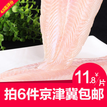 BASA fish fillet bar shark Willow frozen products fish seafood products for all ages 350-450 g sheets