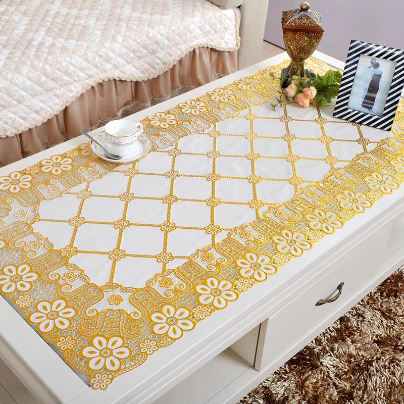 欧式茶几垫桌垫
