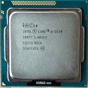 Intel/英特尔 i5-3570 酷睿i5 四核心1155 散片 台式机 22纳米CPU