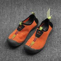 54158简约镂空一脚套健步鞋休闲鞋WALKGO斯凯奇男鞋夏季Skechers