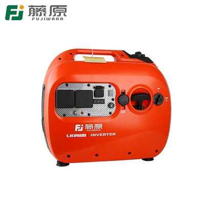 藤原1千瓦2kw2.5KW数码变频发电机小型低音汽油发电机家用房车配