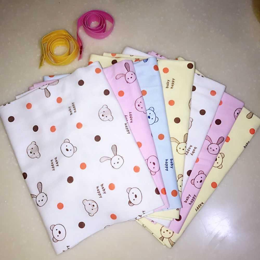 婴儿纯棉尿布【买两包送优质隔尿垫】四季可洗宝宝戒子新生儿用品