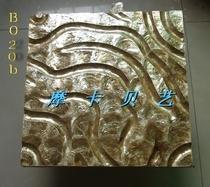 精细喷绘天花吸音防潮绿色飞凤凰PVC东艺吊顶扣板寺庙古建筑