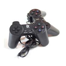 电脑游戏USB接口单双打游戏手柄 模拟器 单打游戏手柄 包邮手柄