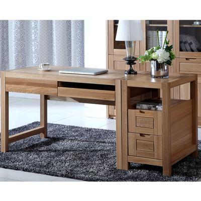 榆木书桌全实木品牌巨惠