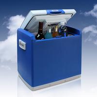 婷微30L车载冰箱车家两用迷你冰箱车用冷暖箱大容量便携出游佳选