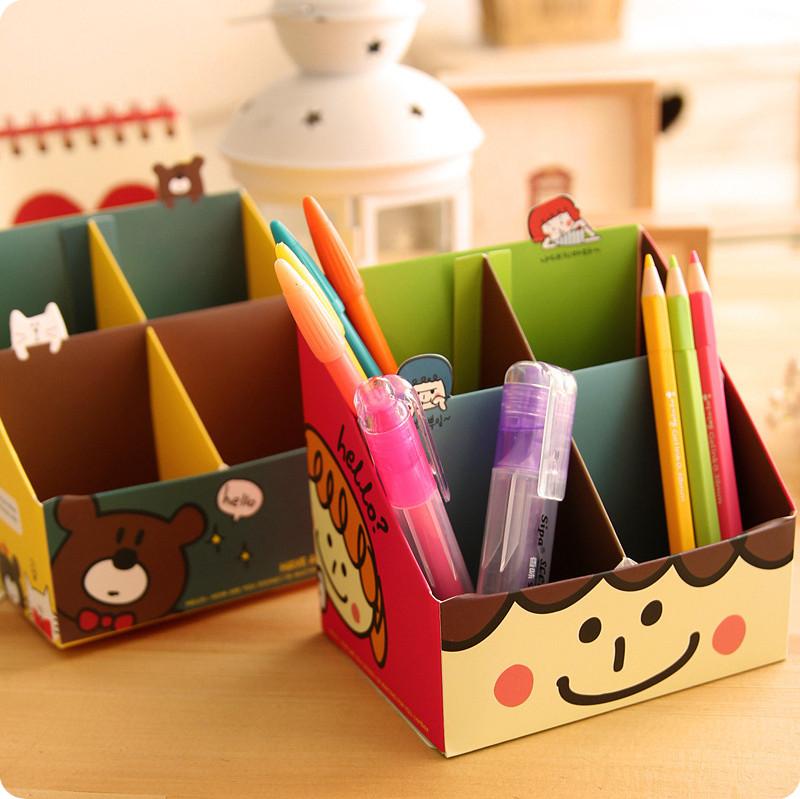 韩国小熊收纳盒