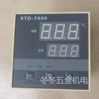Temperature Controller XTD-7000 Series XTD-742W 0-300 Degree Temperature Controller Thermostat Level 1