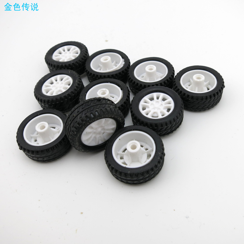 20 * 8 * 1.9 Hollow rubber car tire toy car wheel