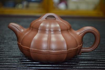 观远堂 宜兴紫砂 紫砂壶 国家工艺师卢宁刚手制 合菱壶 正品 保真