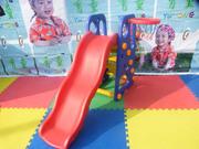 儿童快乐滑梯室内小滑梯宝宝滑梯带防伪幼儿园组合滑滑梯户外玩具