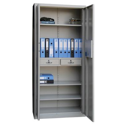 虎牌保险柜办公保密柜家用HP-1850D大型电子密码防盗保险箱文件柜
