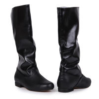 Red shoes, Tibetan dance, riding boots, Xinjiang boots, male adult high boots, boots, Mongolian shoes, Martin boots, leather boots