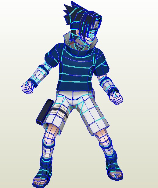 Фигурки из игр / Фигурки из аниме Артикул 14054213978