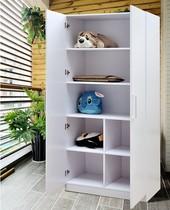 简易衣柜布衣橱卧室塑料组装收纳柜子宿舍省空间简约现代经济型