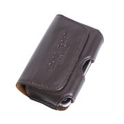 男款苹果4S手机包扣皮带男士真皮腰包单层男式牛皮腰包金珊瑚2308