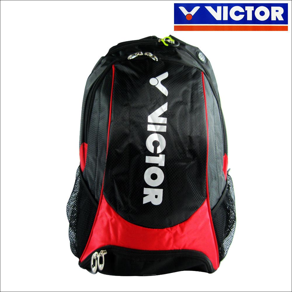 胜利羽毛球包双肩背包男女款 BG610 BR5000 6支装加厚羽毛球背包