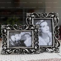 圣凯斯/6寸7寸 彩绘复古 工艺相框 创意相架 结婚礼物S302