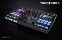 NI Traktor S5 dj midi controller 24bit stems genuine software