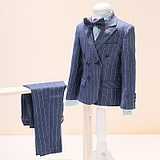 Inmyopinion children's suit suit flower girl dress performance small suit boy catwalk blazer