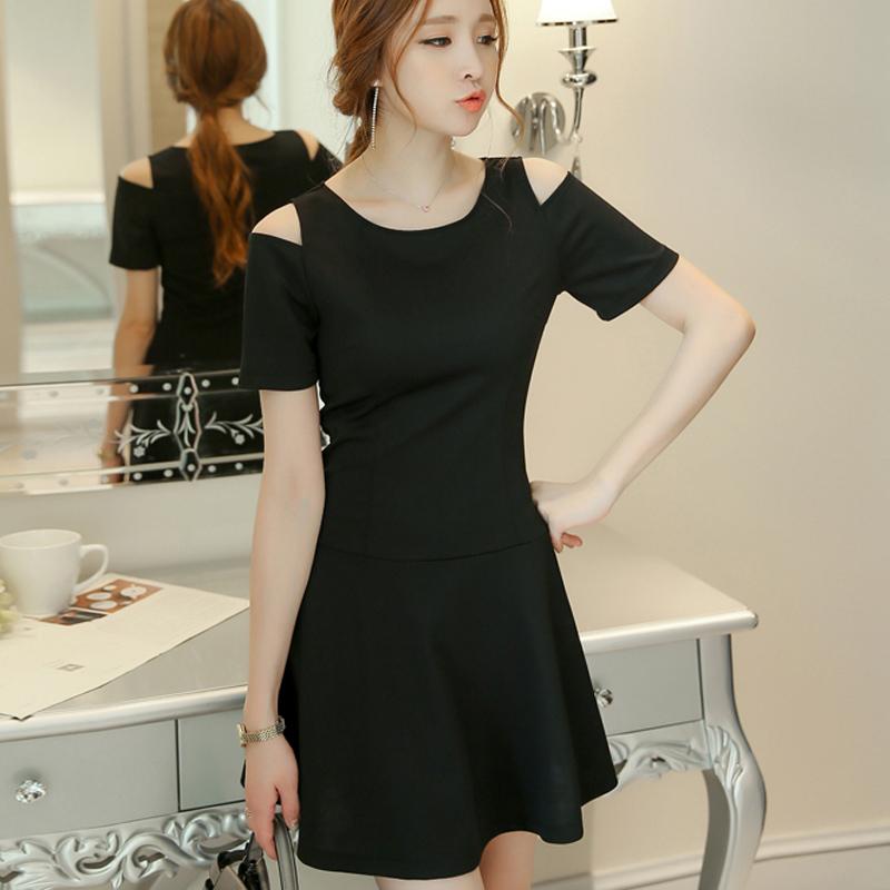 韩版,连衣裙,夏款