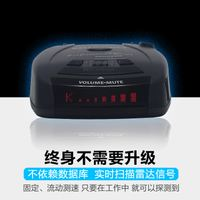 Canada Bell RX65/S55 US imports Lidar electronic dog free upgrade mobile mobile speedometer