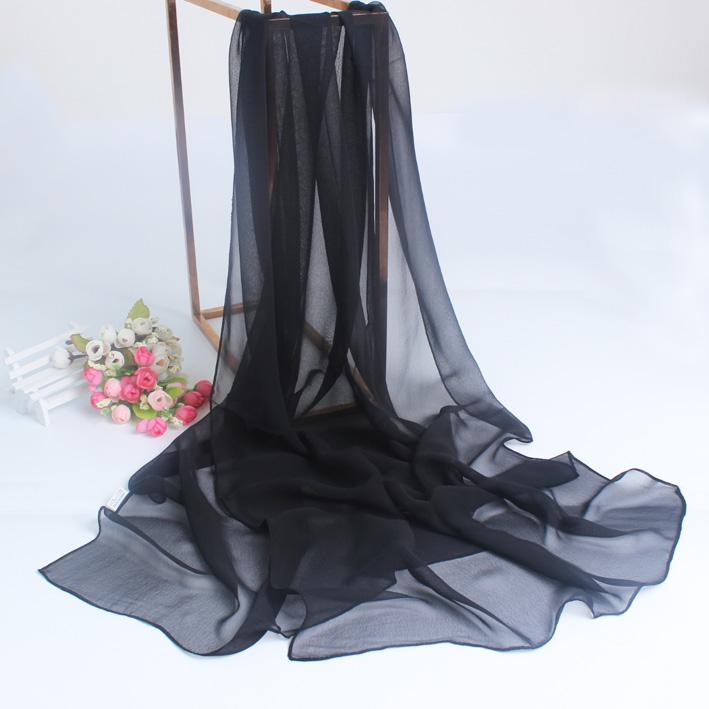 Женские шарфы из шифона Артикул 19650079371