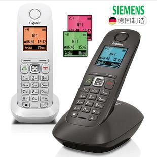 西门子SIEMENS数字无绳电话机A540子母机家用固定座机无线单机