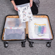 Travel bags, clothes, underwear, finishing bags, airtight bags, suitcases, separate bags, transparent waterproof portable bags