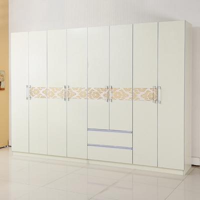 六组合衣柜