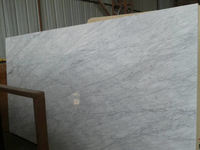 In the white / natural marble / Bay window sill / line processing / TV background wall / stone Taiyuan
