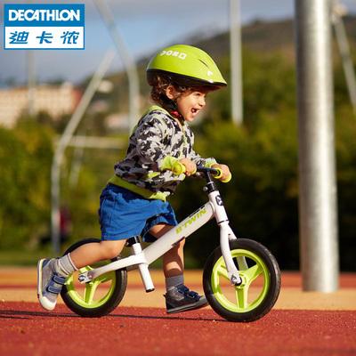 迪卡儂滑步車兒童自行車滑行車兒童平衡車無腳踏K BTWIN網上商城