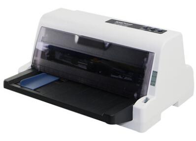 24针平推针式打印机税控