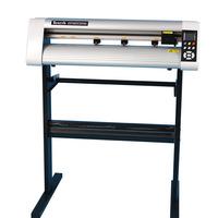 酷刻刻字机T24LX,反光膜刻字机,红光定位轮廓切割割字机、模切机