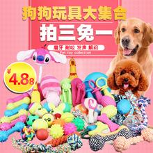 狗狗玩具耐咬惨叫绝望尖叫鸡磨牙幼犬金毛泰迪宠物用品小狗玩具球