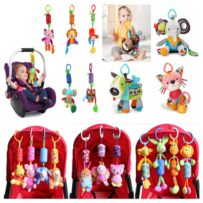 2件包邮!迪士尼disney风铃床铃摇铃 宝宝车挂床挂0 1岁婴儿玩具