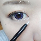 正品 双头防水卧蚕笔高光笔眼影棒眼线笔膏不晕染珠光笔